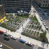 Lafayette Greens:  Agricultura e sustentabilidade urbana