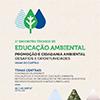 """1.º Encontro Técnico de Educação Ambiental """"Promoção e Cidadania Ambiental – desafios e oportunidades"""" irá decorrer nos dias 22 e 23 de junho de 2017"""