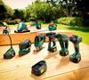 Potente, flexível, inteligente: uma bateria de 18 V para todas as ferramentas Bosch