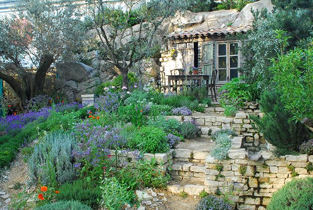 Jardins arom ticos portal do for Plantas aromaticas exterior todo el ano