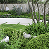 As formas de um jardim