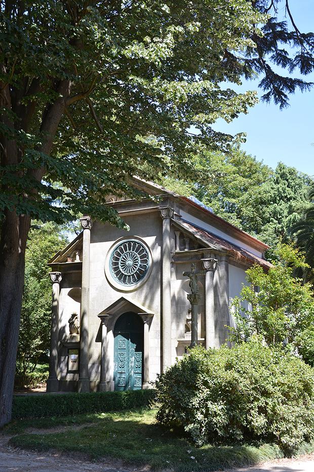 Capela de Carlos Alberto da Sardenha