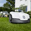 Husqvarna festeja 1 milhão de robots  corta-relvas vendidos