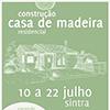 Curso Construção de Casa em Madeira na Ecoaldeia de Janas