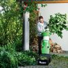 Viking apresenta o triturador de jardinagem elétrico GE 150