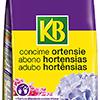 KB apresenta adubo granulado para Hortênsias e não só