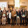Presidente da Associação Produtores Maçã de Alcobaça reconhecido e homenageado pela conceituada revista Vida Rural