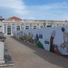 Parques de Sintra inicia recuperação do Jardim de Malta no Palácio Nacional de Queluz