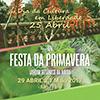XIV Festa da Primavera e dia da Cultura em Liberdade no Jardim Botânico da Ajuda