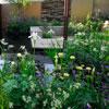 Contacto: designer de jardins, Sarah Price