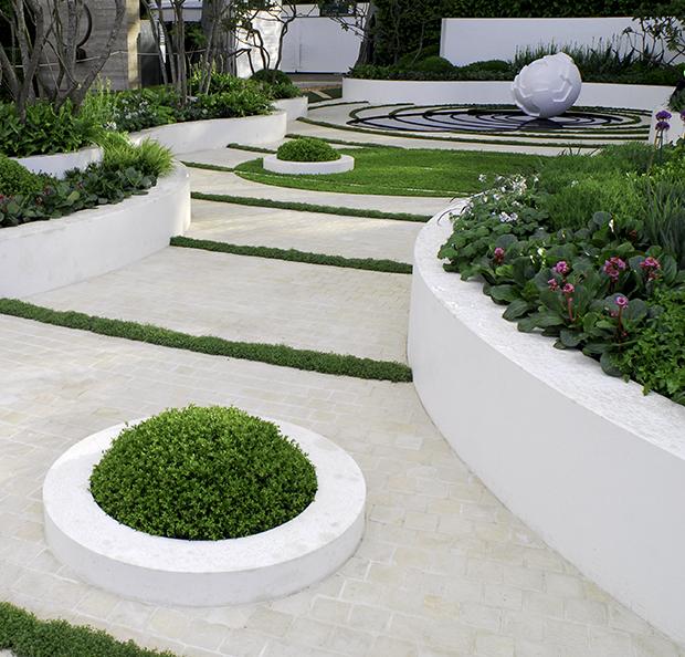 As Formas De Um Jardim Portal Do