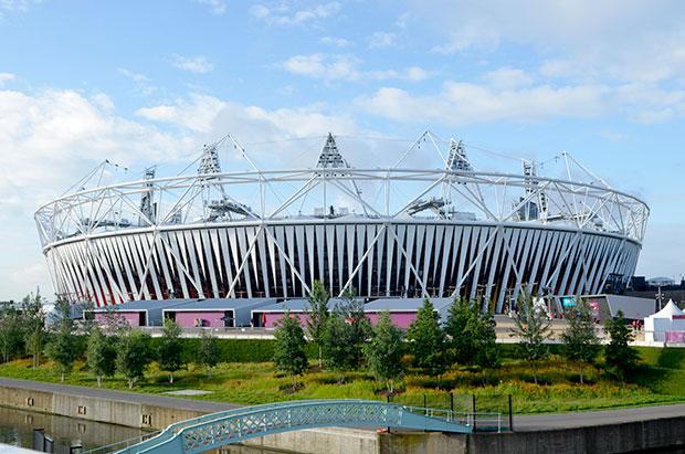 Estádio-Olímpico-de-Londres