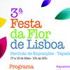 Portal do Jardim e revista Tudo Sobre Jardins vão estar na 3ª Festa da Flor em Lisboa