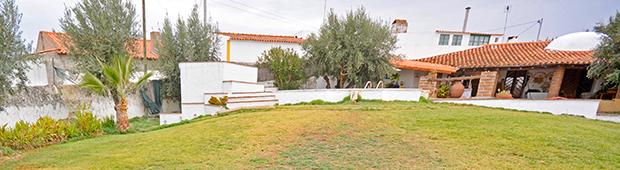 Horta de Stª Ritaportal