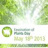 Dia Internacional do Fascínio das Plantas 2013 – Atividades para Escolas