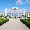 Palácio de Queluz vai voltar a ser azul