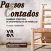 """""""Passos Contados"""" passeios pedestres de interpretação da paisagem em Cacela e Vila Real de Santo António"""