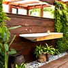 Jardins Interiores; Uma casa verdejante