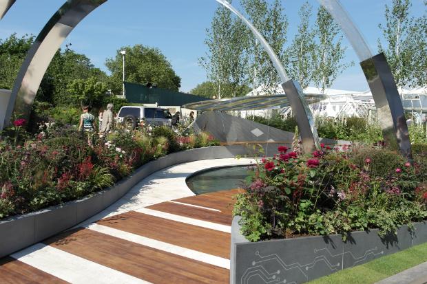 Jardim Positively Stoke-on-Trent