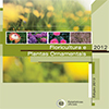 APPP-FN, estatísticas da Floricultura e Plantas Ornamentais 2012