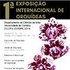 1ª Exposição Internacional de Orquídeas de Coimbra