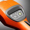 Aparador de relva a bateria modelo 136LiL da Husqvarna