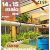 Curso de Aquaponia, Produção Plantas & Peixes