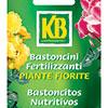 Barras Nutritivas plantas verdes e plantas floridas da KB