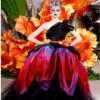 Flores inspiram Haute Couture