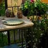 Varandas & Terraços; ideias, decoração e muitas plantas