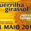 Dia Internacional da Guerrilha Girassol