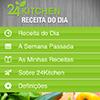 24KITCHEN Lança App 'Receita do Dia' em Portugal