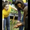 Michelle Obama – Colheita de Outono na Casa Branca