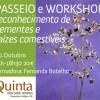 Passeio e Workshop: Reconhecimento de Sementes e Raízes Comestíveis