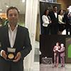 Atribuição de Medalha Honorífica de Vila Nova de Gaia ao Cantinho das Aromáticas